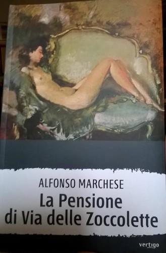 """""""La Pensione di Via delle Zoccolette"""" il libro di Alfonso Marchese a Spoleto"""