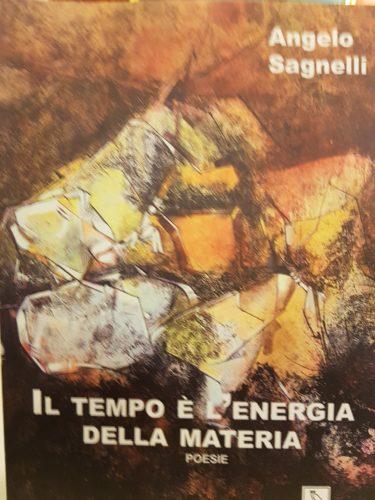 L'Ultimo Sigaro presenta Il Tempo è l'Energia della Materia di Angelo Sagnelli